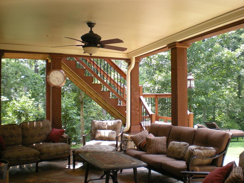 About Rainaway Under Deck Systems Rainaway Under Deck